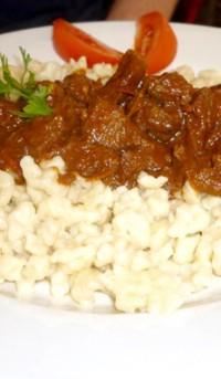 Beef Goulash with Dumplings | Radan Impex